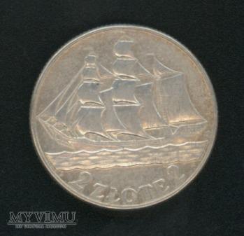 2 złote 1936