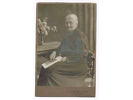 Amalie Grohs z domu Kleinau
