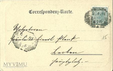 Austria - Wiedeń - 1901 r.