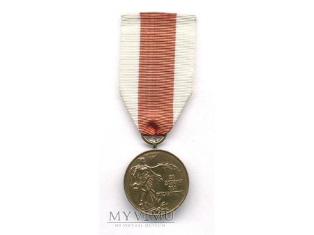 Medal za zasługi dla pożarnictwa-brązowy