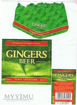 gingers beer imbirowe