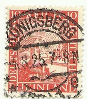 Królewiec - 1925 r.
