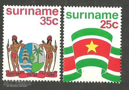 Surinam 35 c