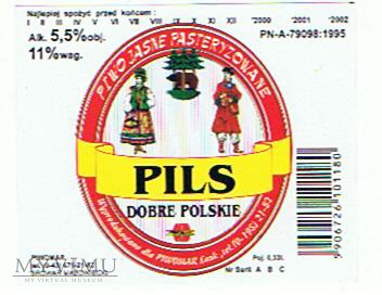 pils dobre polskie