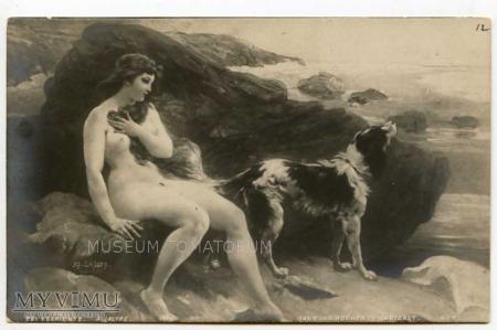 Lalyre - Akt z psem