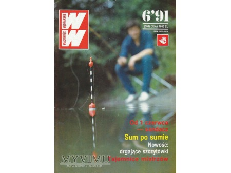 Wiadomości Wędkarskie 1-6/1991 (499-504)