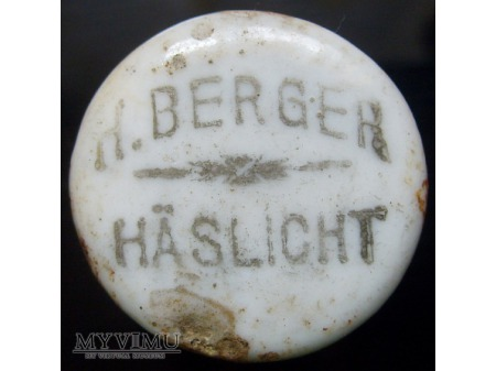 Duże zdjęcie Kostrza - H.Berger Haslicht