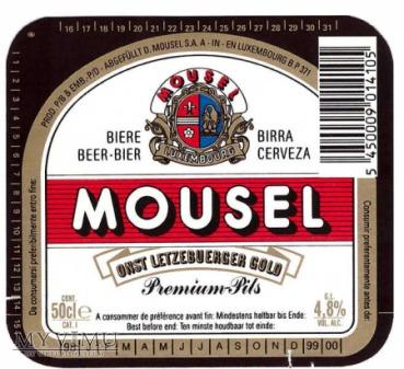 Luxemburg, mousel