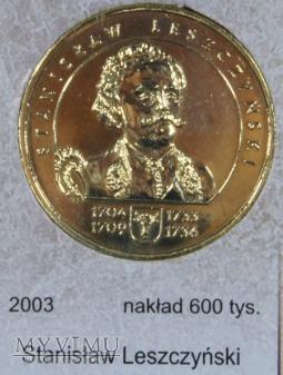 2 zł 2003 08