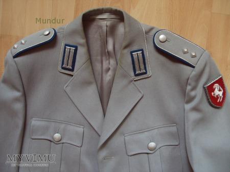 BW - mundur porucznika wojsk lądowych