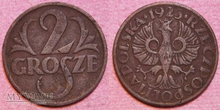 1923, 2 grosze