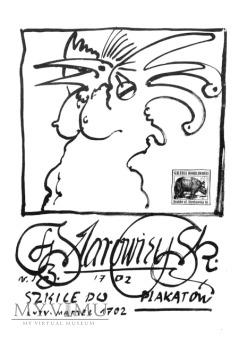 Franciszek Starowieyski, Szkice do plakatów