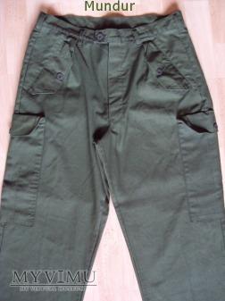 Szwecja: mundur polowy lotnictwa - spodnie