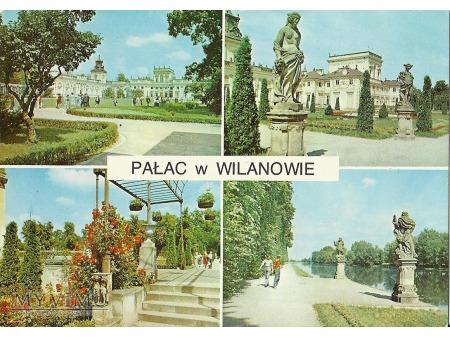 WARSZAWA - WILANÓW