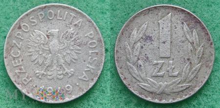 1949, 1 zł