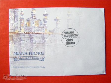 29. Miasta Polskie - Kazimierz Dolny