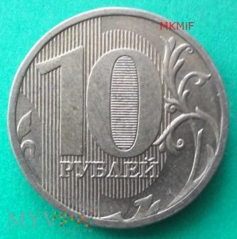 10 rubli Rosja