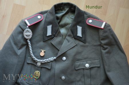 Mundur sukienny szeregoweg Panzer - gefreiter