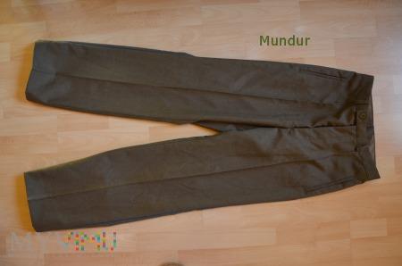 OS SR: spodnie letectva