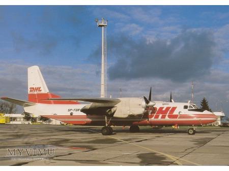 Duże zdjęcie An-26B, SP-FDR