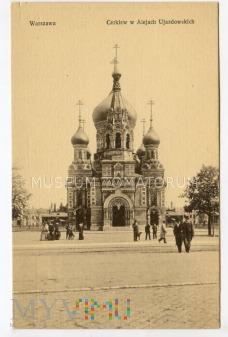W-wa - Cerkiew św. Michała Archanioła - 1920