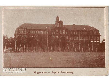Wągrowiec szpital powiatowy