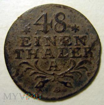 1/48 talara, 1765, A ,PRUSY
