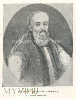 Druszkiewicz Stanisław - stolnik parnawski