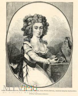 Anna-Karolina-Dorota Medem -księżniczka kurlandzka