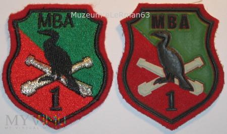 1.Mazurska Brygada Artylerii. Węgorzewo.
