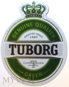 Duże zdjęcie Tuborg
