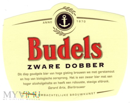 Duże zdjęcie Budels Zware Dobber