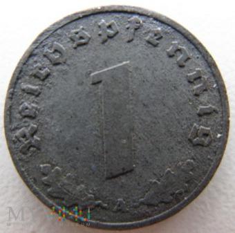 Duże zdjęcie 1 reichspfennig 1942 Niemcy (Trzecia Rzesza)
