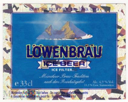 LÖWENBRÄU ICE BEER