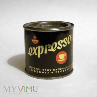 """Duże zdjęcie kawa """"Expresso"""", puszka 50g"""