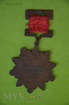 Manchukuo JiLin Police Memorial Medal