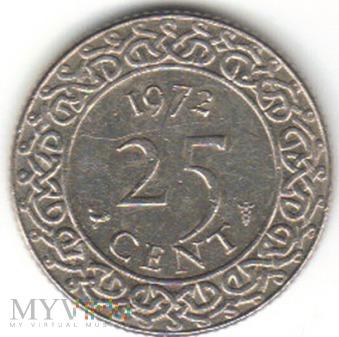 25 CENT 1972