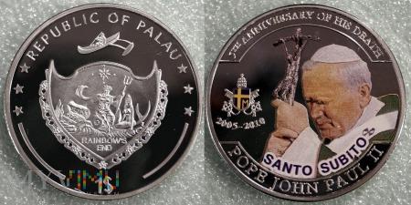 Palau, 1 dollar 2010