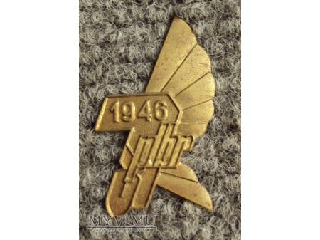 Odznaka 7 Pułku Lotnictwa Bombowo-Rozpoznawczego