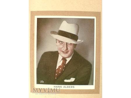 Haus Bergmann Farb-Filmbilder Hans Albers 13-16