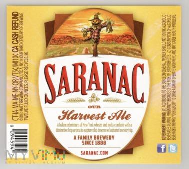 Saranac, Harvest Ale