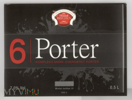 Thisted 6 Porter