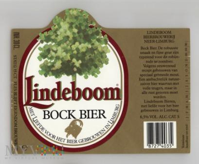 Duże zdjęcie Lindeboom Bock Bier