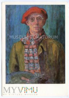 Pronaszko - Autoportret - 1979