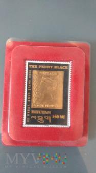 22 karatowy znaczek the penny black