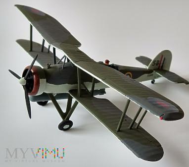 Samolot torpedowy Fairey