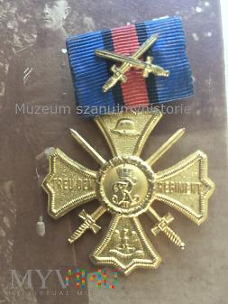 Erinnerungskreuz Treu dem Regiment