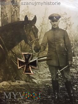 Miniaturka Krzyża Żelaznego 1914