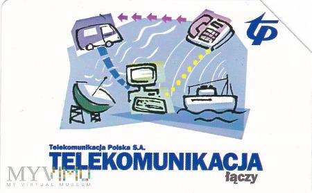 Karta telefoniczna - TELEKOMUNIKACJA łączy