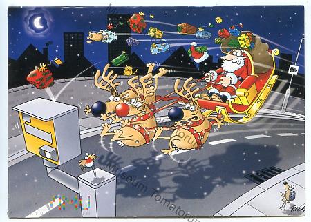 Wesołych Świąt - pocz. XXI w.